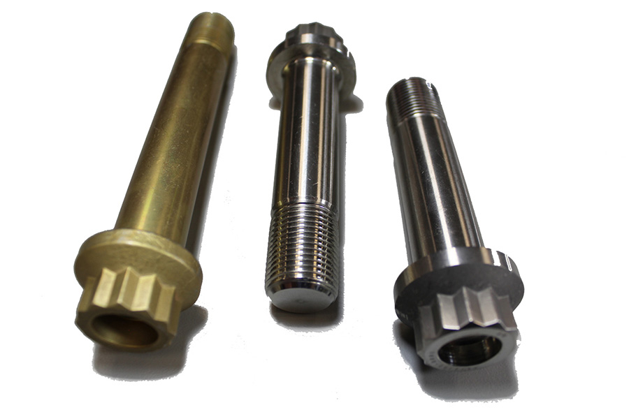 Aerospace Fasteners - Bolts & Screws